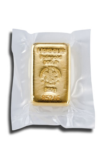 Picture of 250 g Gold bar